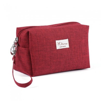 Women Travel Oxford Cloth Waterproof Cosmetic Bag Clutch Bag