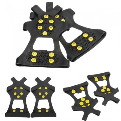 Anti skid Shoes Cover Climbing Shoes Crampons