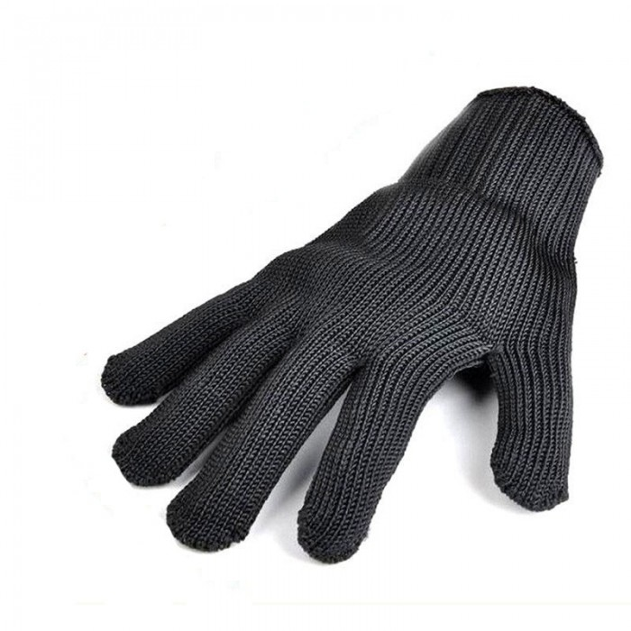 1 Pair Of Anti-Cutting Gloves Cut Proof Safety Breathable Outdoor Working Gloves Hands Protector