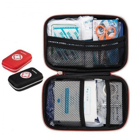 Naturehike Outdoor Emergency First Aid Kit Portable Survival Bag SOS Case Equipment