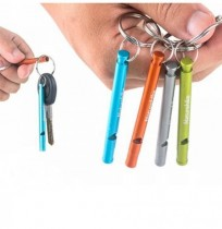 Naturehike Camping Emergency Whistle Outdoor Survival Aluminum Whistle Travel EDC Tool