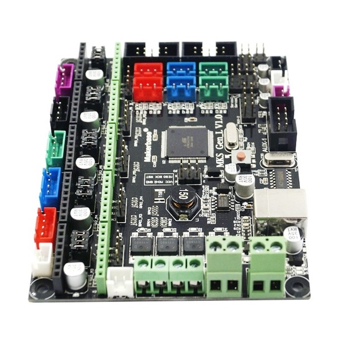 Mega 2560 New MKS Gen-L 3D Printer Controller Board Replace Ramps 1.4