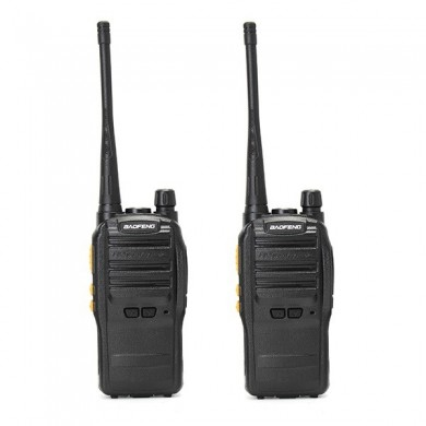 2Pcs BAOFENG S88 400-470MHz Transceiver Two Way Radio Walkie Talkie CTCSS CDCSS Voice Control