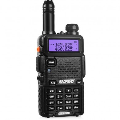 Baofeng DM-5R Dual Band DMR V/UHF Two Way Radio Walkie Talkie Time Slot