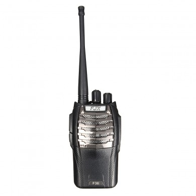 FJX F36 Handheld 7W Walkie Talkie Zwei-Wege-Radio Communicator Transceiver 2500mAh Li-Ion Batterie