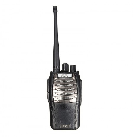 FJX F36 Handheld 7W Walkie Talkie Two Way Radio Communicator Transceiver 2500mAh Li-ion Battery