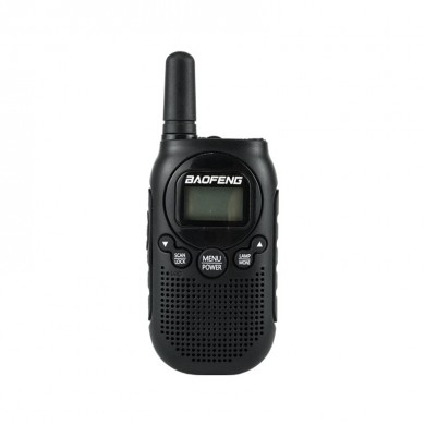Baofeng BF-T6 Walkie Talkie Portable CB Radio BF T6 PC Programming Interphone Ham Radio Comunicador Transceiver
