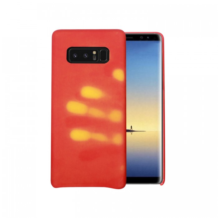 Physical Thermal Sensor Discoloration Soft TPU Case for Samsung Galaxy Note 8