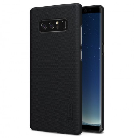 NILLKIN Escudo Escarchado Hard PC Caso Funda para Samsung Galaxy Note 8