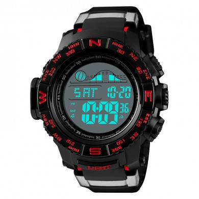 SKMEI 1380 Chrono Luminous Clock Digital Watch