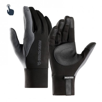 ens Winter Riding Impermeable Pantalla táctil Guantes