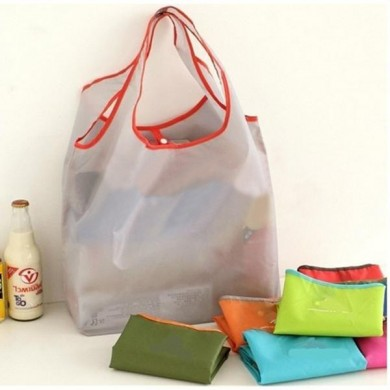 Recycle Foldable Shopping Tote Bag Storage Shopper