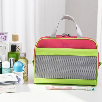 Waterproof Portable Travel Bags Large Capacity Cosmetic Bags