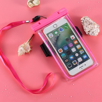 6 Inch Phone Swimming Touch Screen Storage Bag