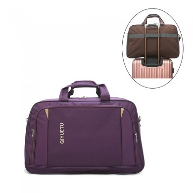 Women And Men Oxford Large Capacity Waterproof Luggage Bag