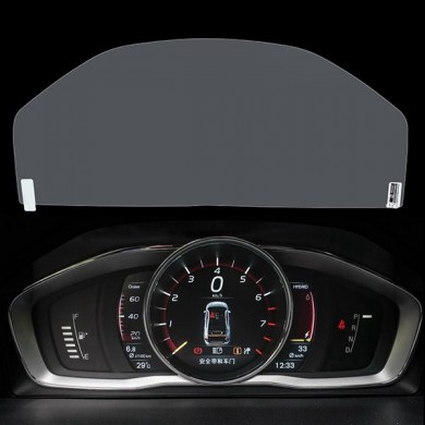 Car Dashboard Protective Film Decorative Car Stickers for Volvo XC60 2014