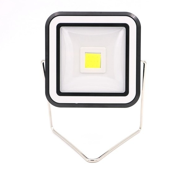 3W Portable Square Solar USB Rechargeable COB LED Camping Light Outdoor Waterproof Emergency Lamp