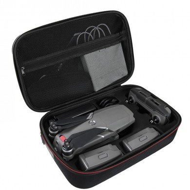 Waterproof Storage Shoulder Bag Handbag Carrying Box Case 2 Batteries for DJI Mavic 2 PRO / Zoom