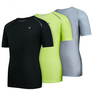 Xiaomi AMAZFIT Men Sport Single Guide Fast Drying Breathable Sweat Absorption Comfortable T-shirts