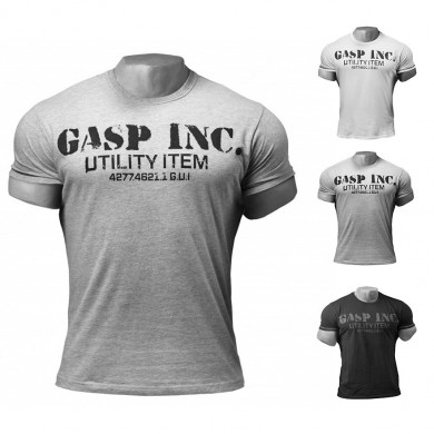 Men Summer Compressed Exercise Fitness Services Training T-shirts Short Sleeve O-neck Sport T-shirt
