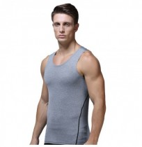 SHENGSHINIAOМужчиныСпортФитнесОдеждаClose-fitting Soft Breathable Quick-Dry Training Vest