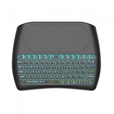Mini I8 D8-S Silk screen Version wireless 2.4GHz keyboard MX3 Air Mouse