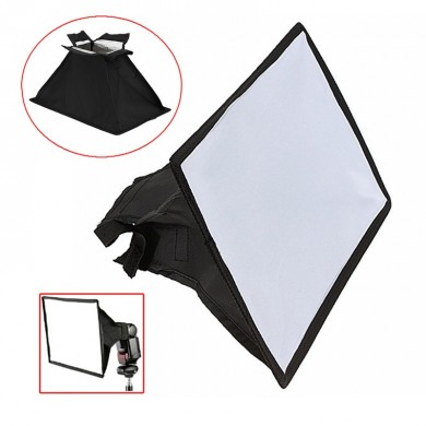 Lanterna softbox salto omni LumiQuest Lightsphere para canon