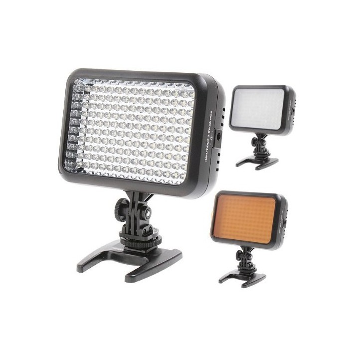 Yongnuo YN1410 140 LED Video Light For Canon Nikon SLR Camera