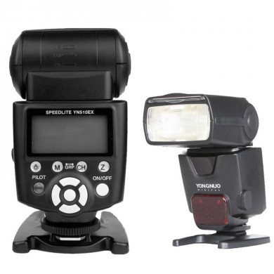 Yongnuo YN-510EX Camera TTL Slave Flash Speedlite Flashgun For Camera