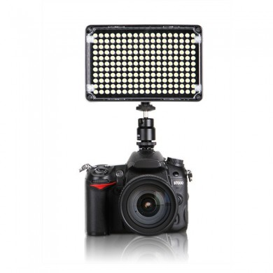 Aputure AL-H198C 3200K-5500K Temperature LED Video Light For Canon