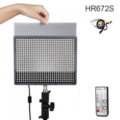 Aputure Amaran HR672S LED Video Light With 2.4G Remote Control