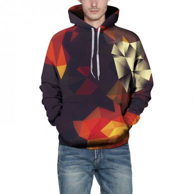 Herrenmode Hoodies Sweatshirt