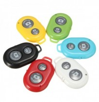 Self-timer Remote Shutter Camera Bluetooth Controller For IOS iPhone