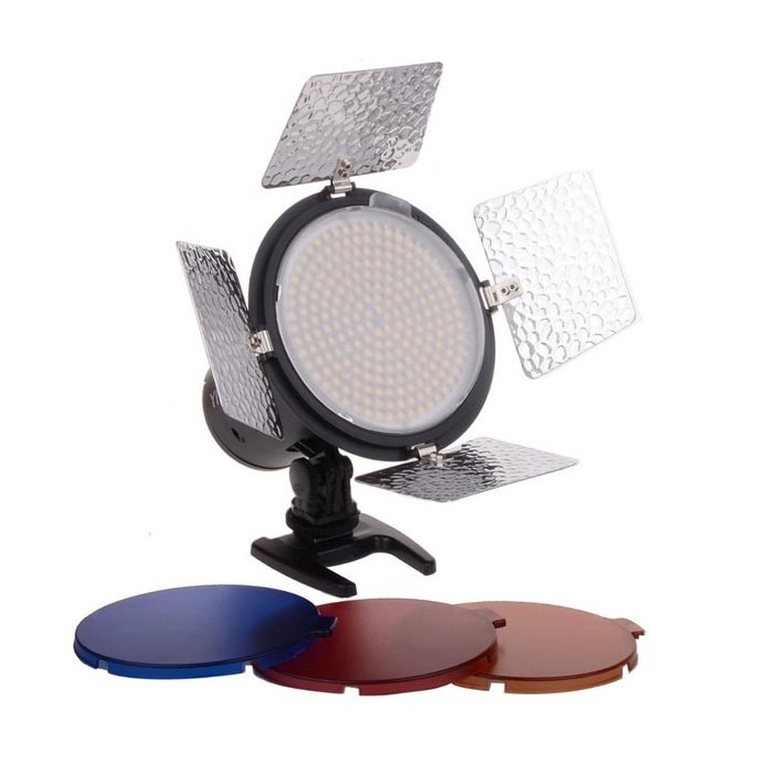 Yongnuo YN216 13W 5500K CRI 90 LED Video Light For Canon DSLR Camera