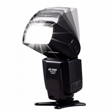 VILTROX JY-680A Universal LCD Flash Speedlight for Canon Nikon Pentax Olympus Cameras