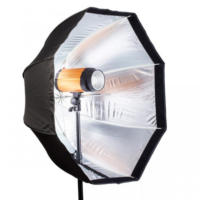 GODOX 120cm Octagon Umbrella Softbox For Studio Speedlite Flash Strobe Light