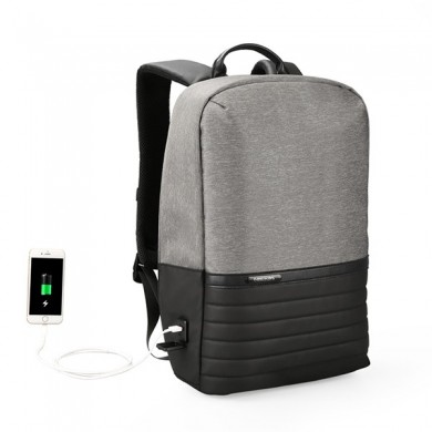 KINGSONS Negocio Anti Robo Impermeable Viajes Bolsa