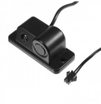 KS-001 2 in 1 Car Visual Reversing  Radar Detector Rearview Camera