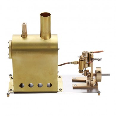 Microcosm M1B Steam Boiler Single Cylinder Motore a vapore Motore Stirling