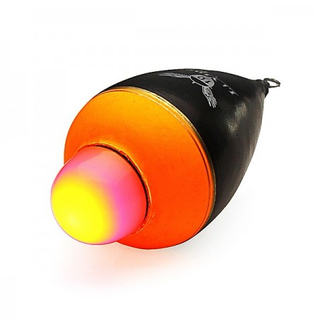 ZANLURE Night Bobber Fishing Floats EVA float Luminous Lighting with 1 Battery