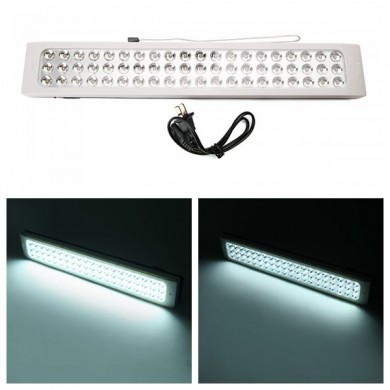 Rechargeable 60 LED Emergency Light Energy Saving Lamp For Camping