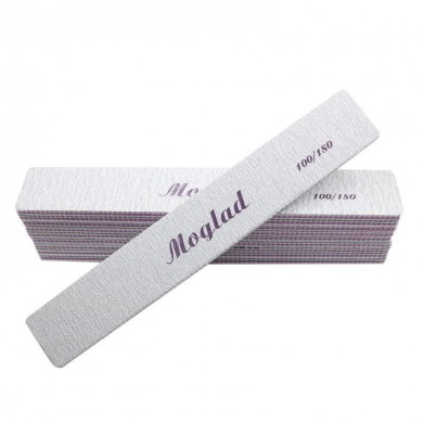 Square Nail Files Polish Nail Art Tools
