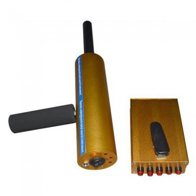 AKS 3D Professional Metal Detector Gold Detector Long Range Gold Diamond Detector