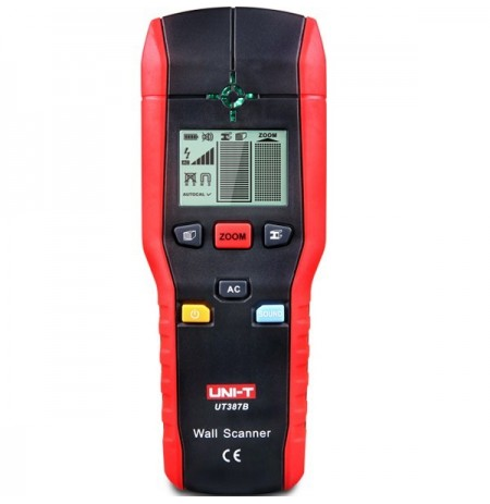 UNI-T UT387B Multifunctional Wall Detector Metal Accurate Wall Diagnostic Tool Wood AC Cable Finder Scanner