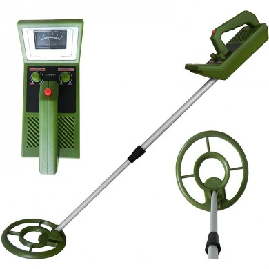 Professtional Metal Detector Treasure Hunter Underground Gold Digger