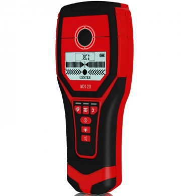 MD120 Multifunctional Handheld Wall Metal Detector Wood AC Cable Finder Scanner Accurate Wall Diagnostic-tool