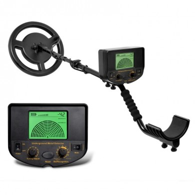AR924M LCD Display Underground Metal Detector Gold Digger Treasure Hunter Depth 1.5m Buzzer