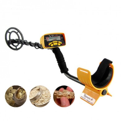 MD-6250 Professional Metal Detector 7.09KHz Underground Metal Gold Treasure Detecor Searching Tool Electronic Locator Gold All M