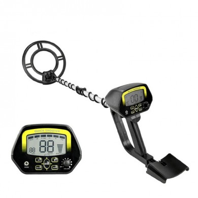 MD-4060 Underground Metal Detector Waterproof Portable Light Weight Treasure Detector Length Adjustable Gold Treasure Metal Find