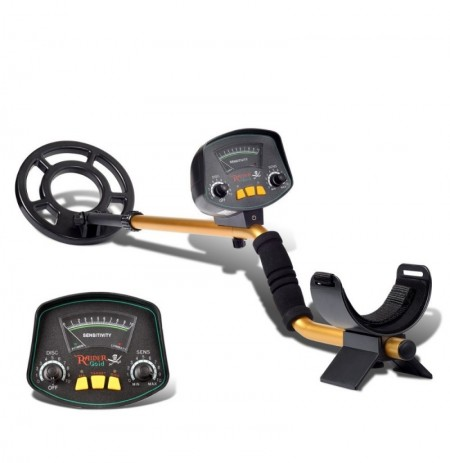 MD3009II Professional Underground Metal Detector Gold Ground Metal Detector Nugget High Sensitivity Sliver Finder Gold Digger Me